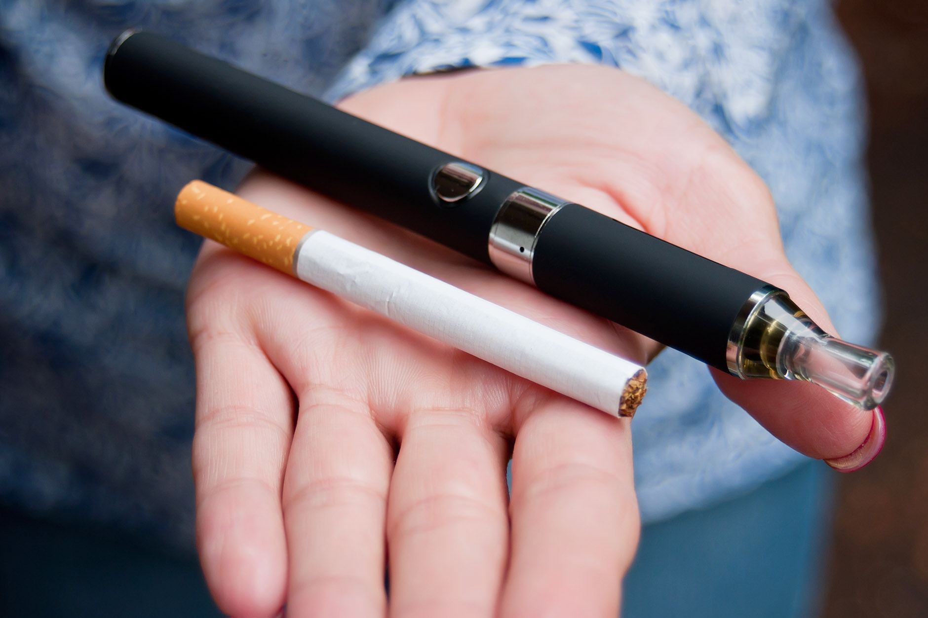 A guide to electronic cigarettes