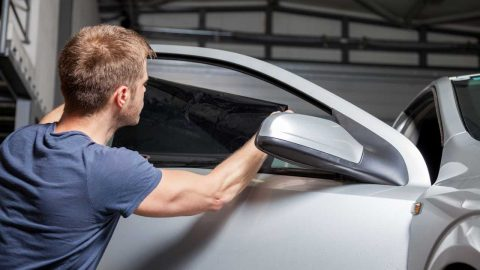 Covering up your car's windows