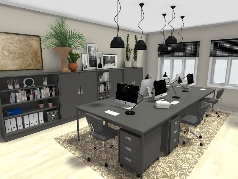 How to establish an office interior designing business