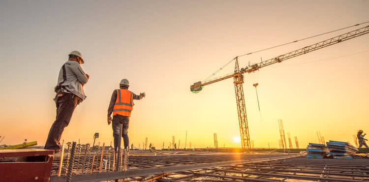 The formal way to hire construction firms