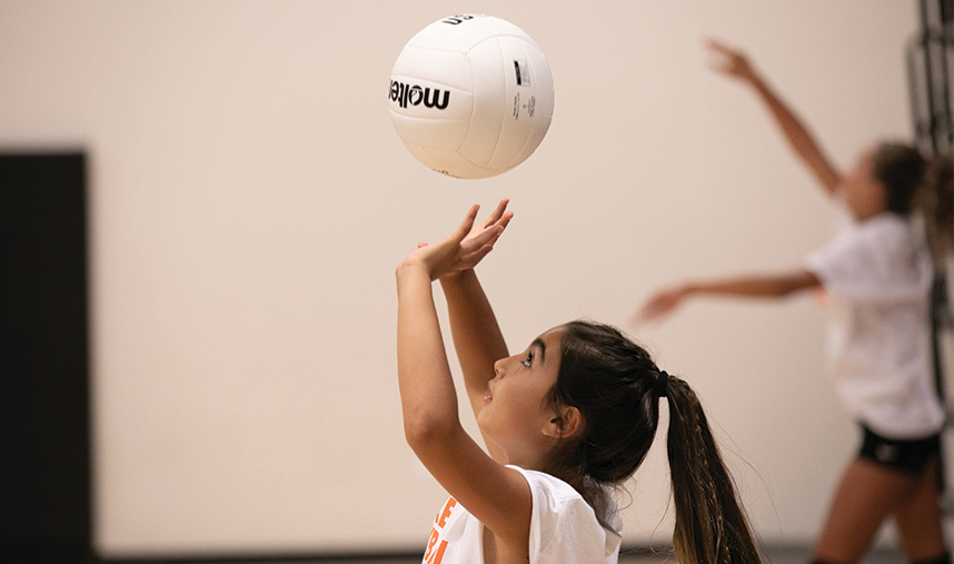 Tips to improve volleyball skills for beginners