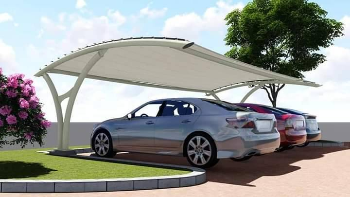Why are tensile car shades an ultimate preference
